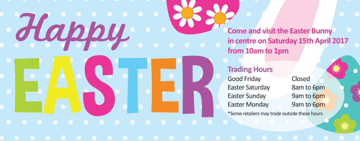 easter monday trading hours - photo #20