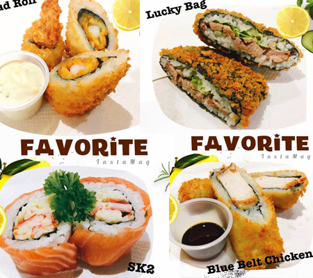 Sushi Station Bulimba Menu : Located in solana beach our talented sushi chefs can prepare any roll, sashimi, special roll our menus.